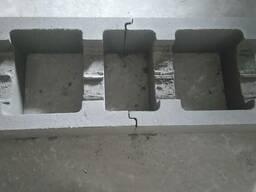 Блоки несъемной опалубки из бетона