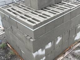 Блоки песчано - цементные