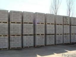 Блоки песчано-цементные усиленные