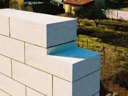 Блоки ПГС Газосиликатные 600-200-250 с доставкой