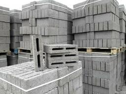 Блоки, плиты, кирпич, блоки ФБС. керамзитобетонные блоки