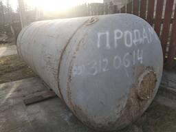Бочка (цистерна, емкость) для канализации, воды.