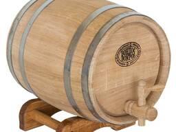 Бочка дубовая для вина, самогона, виски