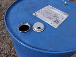 Бочка металлическая 216 литров. 2 пробки
