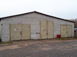 Площади в аренду под склад, производство, СТО