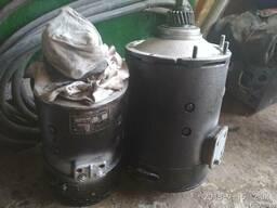 Болгарский электропогрузчик силовой и гдравлич двигатель