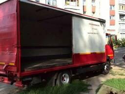 Большой мебельный фургон - фото 2