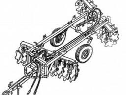 Борона дисковая Л-113-01