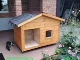 Будка для собак - фото 10