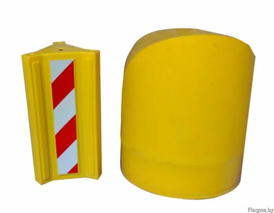 Буфер дорожный пластиковый осевой