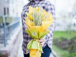 Букеты цветов с доставкой на дом