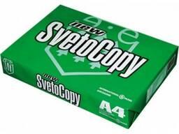 Бумага для печати SvetoCopy new А4 80g/m2 500л