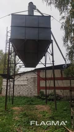 Бункер для опилок