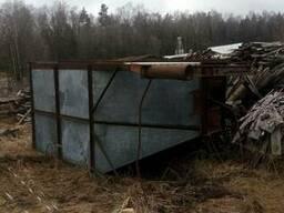 Бункер для опилок Волковыск - фото 2