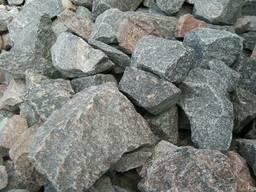 Бутовый камень(колотый)
