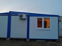 Бытовка дачная, летний дом, строительная бытовка