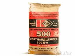 Цемент д0 м500 Красносельск
