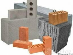 Цемент, кирпич, блоки дисконт