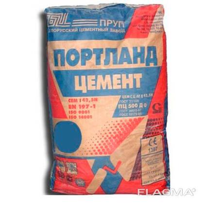 Цемент м-500 д-0
