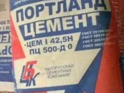 Цемент с доставкой