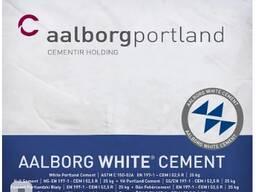 Цемент супер белый Ольборг (Дания)