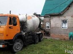 Цементный раствор с доставкой по цене завода