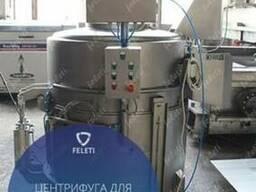 Центрифуга Feleti для обезволашивания шерстных субпродуктов