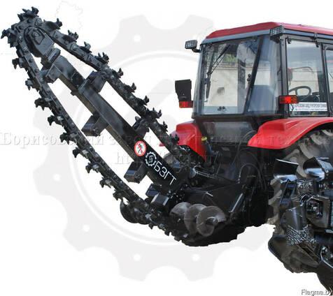 Цепной экскаватор ЭЦ-1800