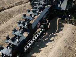 Цепной универсальный экскаватор ЭЦ-1800