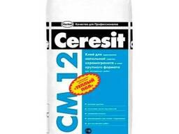 Ceresit CM 12 клеевой состав (25 кг)