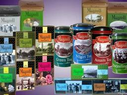 Чай от производителя ТМ Magrett и ТМ JFK