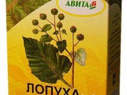 Чайный напиток Беловодье Авита Лопух (Корень) для заваривания 50 г
