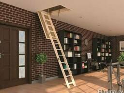 Чердачная лестница Fakro Komfort 60x130см / 3,05м