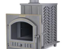 Чугунная печь для бани Технолит ЗК 30(П)