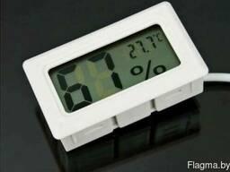 Цифровой термометр + влагомер c внешним датчиком