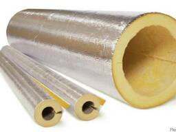 Цилиндры базальтовые для утепления труб