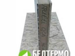 CИП панели с Белтермо 2500Х1250Х224/174/124
