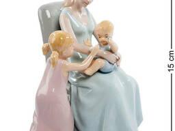CMS-27/23 Музыкальная статуэтка «Мама и дети» Pavone