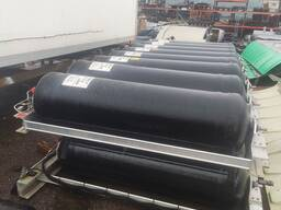 CNG Cylinders for for trucks and trailers, 214 liters, TYPE