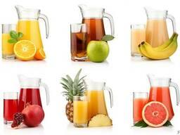 Cоки Натуральные , Напитки фруктовые