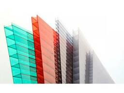 Цветной сотовый поликарбонат 3,8 мм - фото 2
