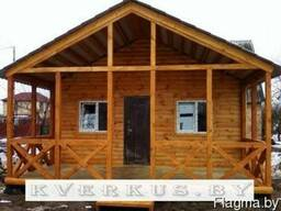 Дачный домик Премиум