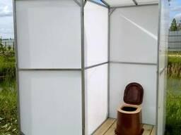 Дачный туалет садовый Престиж. Новинка. Доставка по РБ.