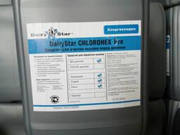 DairyStar Сhlorohex Pre - средство для обработки сосков перед доением