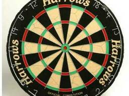 Дартс профессиональный Harrows Official Competition (сизалевый, для международных. ..