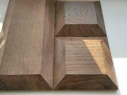 Декоративная панель из натуральной древесины