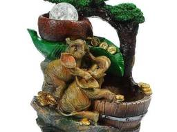 Декоративный фонтан для декора антистресс