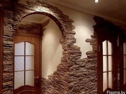 Декоративный камень (рифейский сланец)