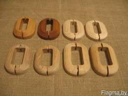 Декоративные накладки на опоры радиаторов (деревянные)