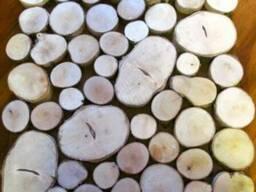Декоративные панно из спилов дерева - фото 2